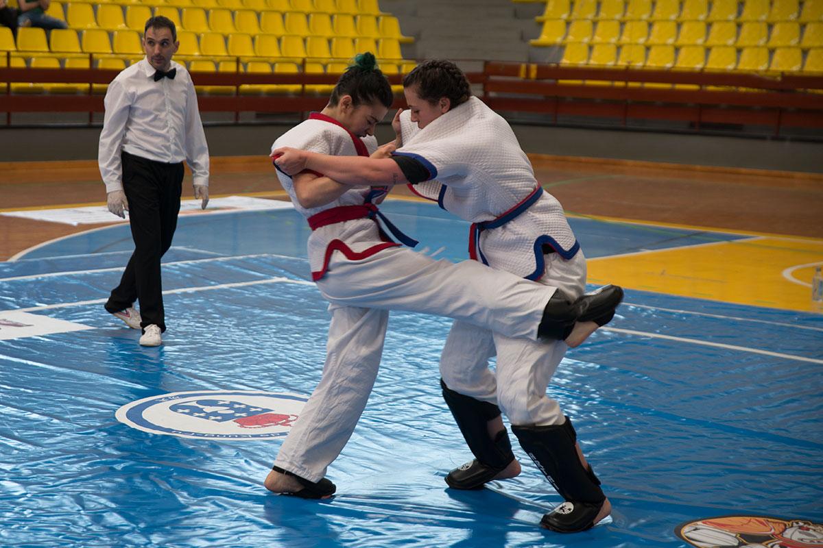 final shuaijiao femenino