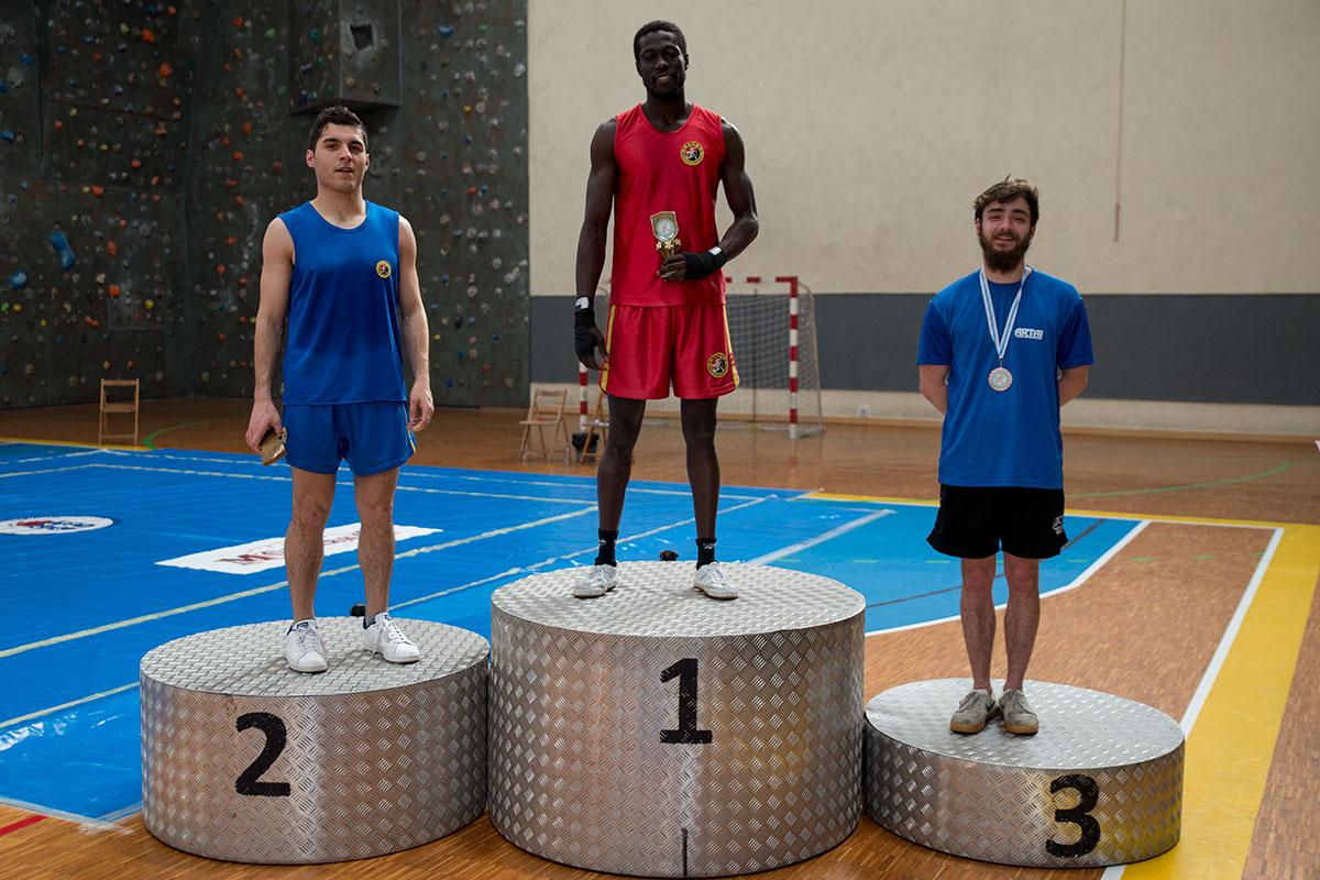 podio shuaijiao -70kg