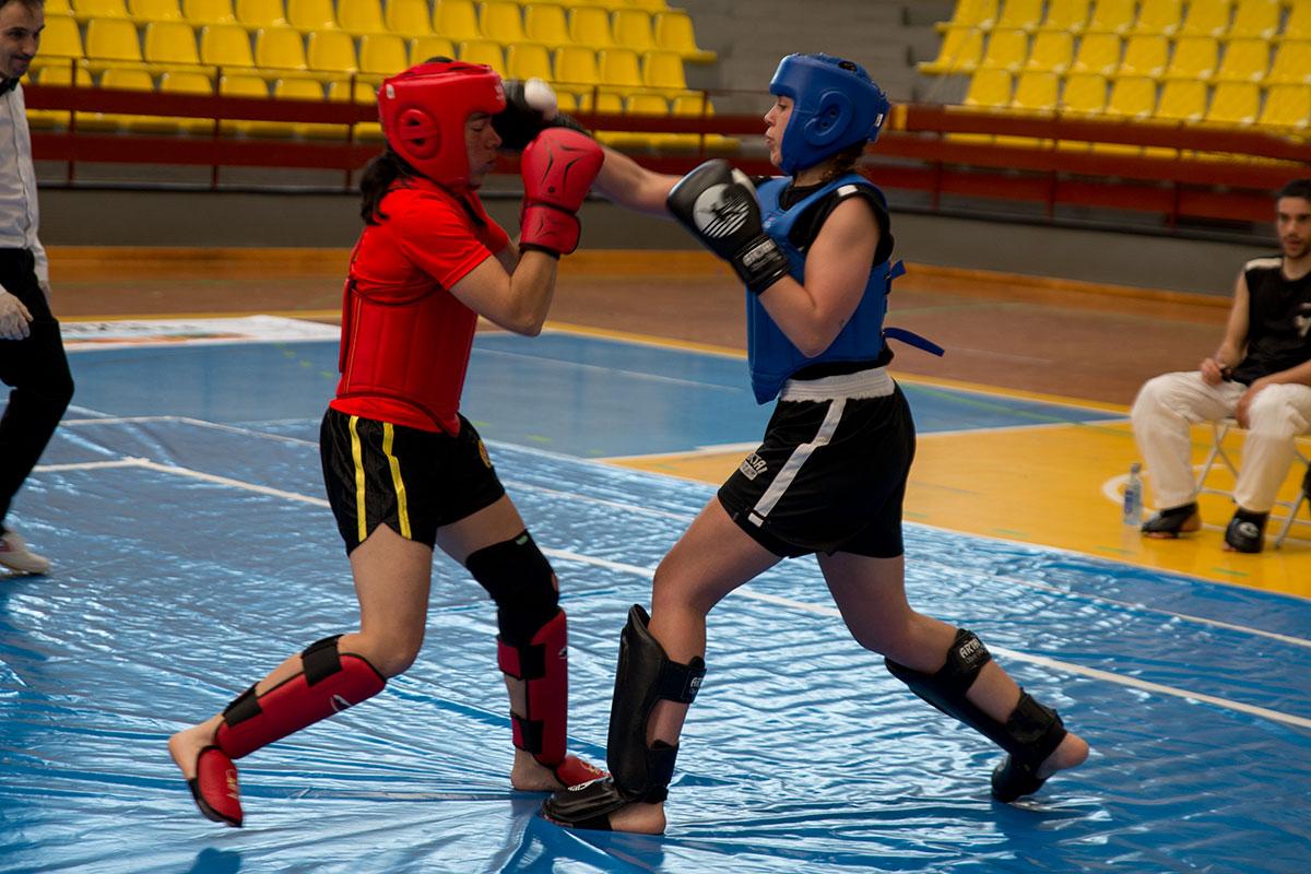 qingda femenino -70kg