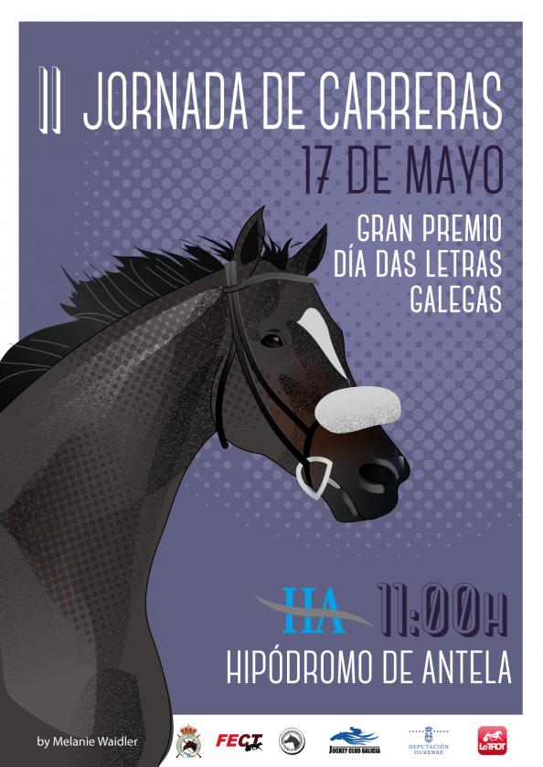 Carreras de caballos - Galope- 2ª Jornada @ Hipódromo de Antela