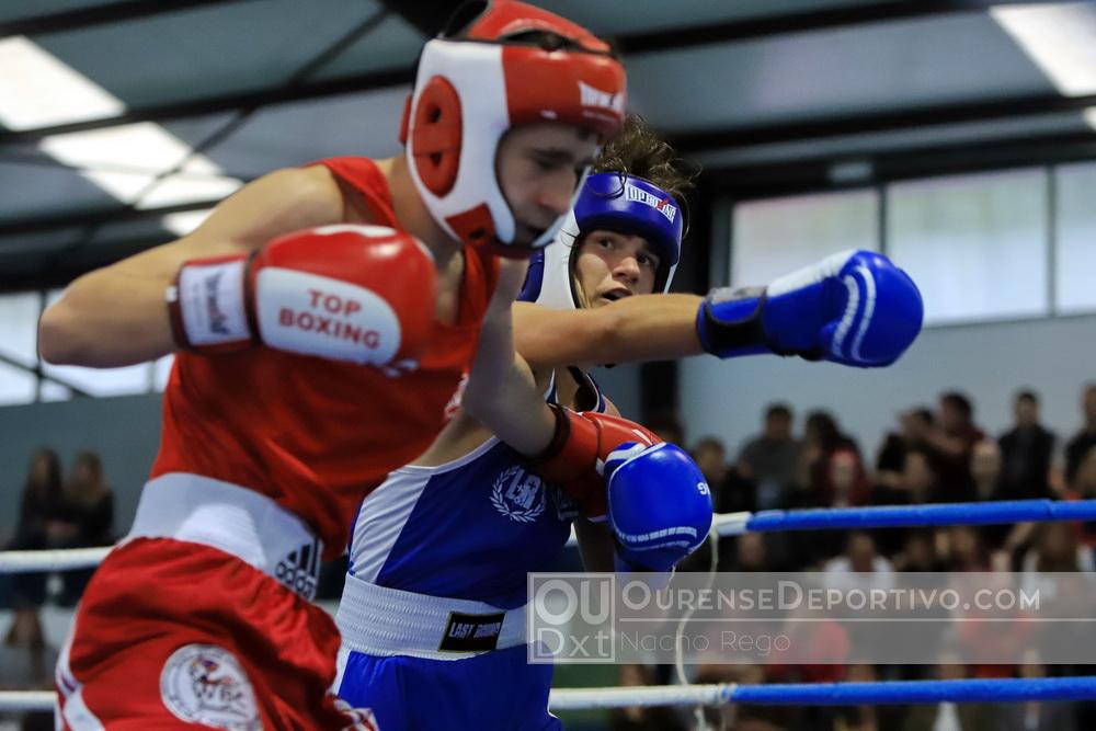 Boxeo Foto Nacho Rego