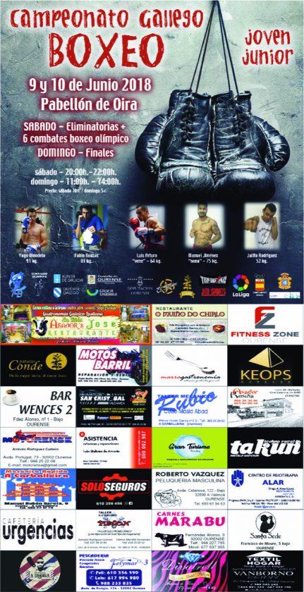 Campeonato Gallego de Boxeo Junior