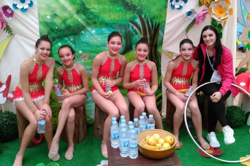 Club Marusia Gallego Escolar 2018