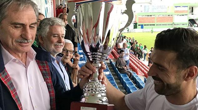 Covadonga Copa Diputacion 2018
