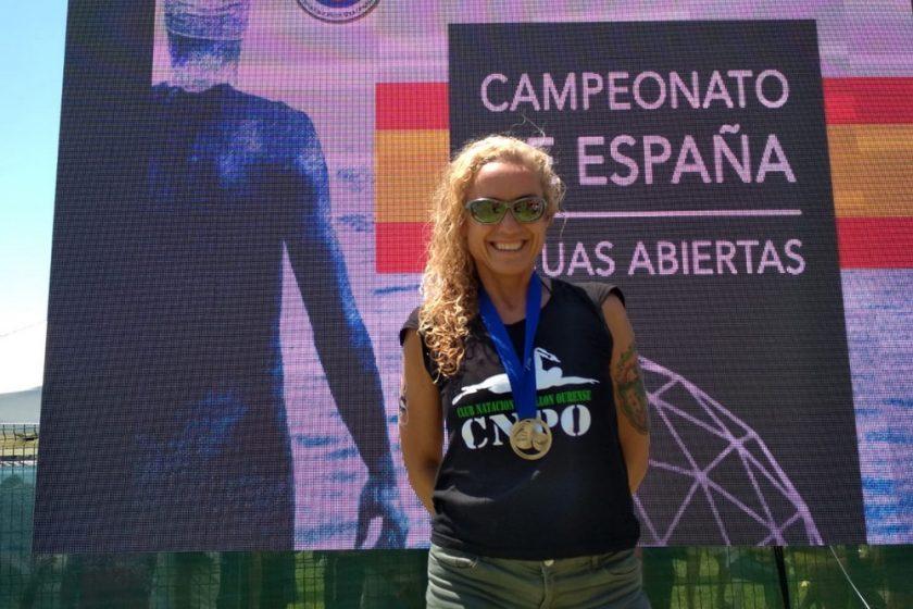 Cristina Colomo Aguas Abiertas 2018
