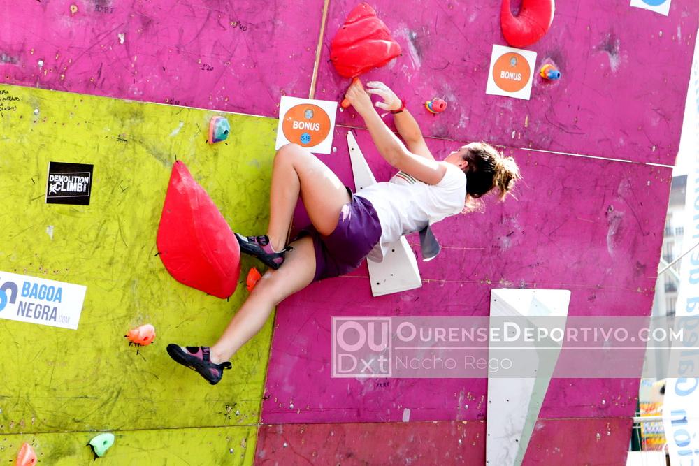 Escalada Foto Nacho Rego