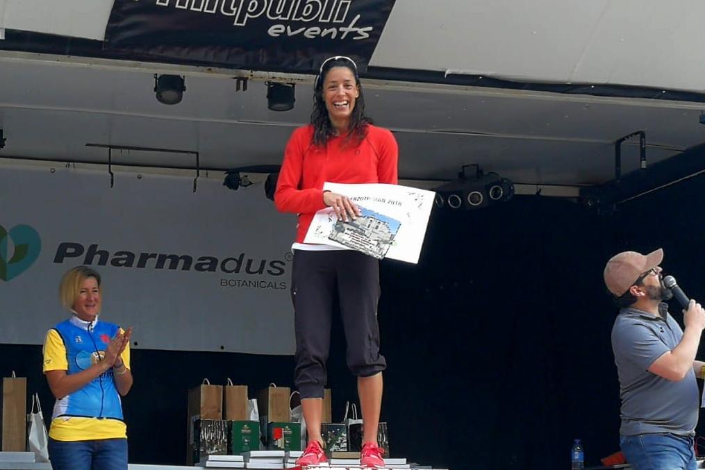 Iria Fernandez Ordoñez Pabellon Bierzo 2018