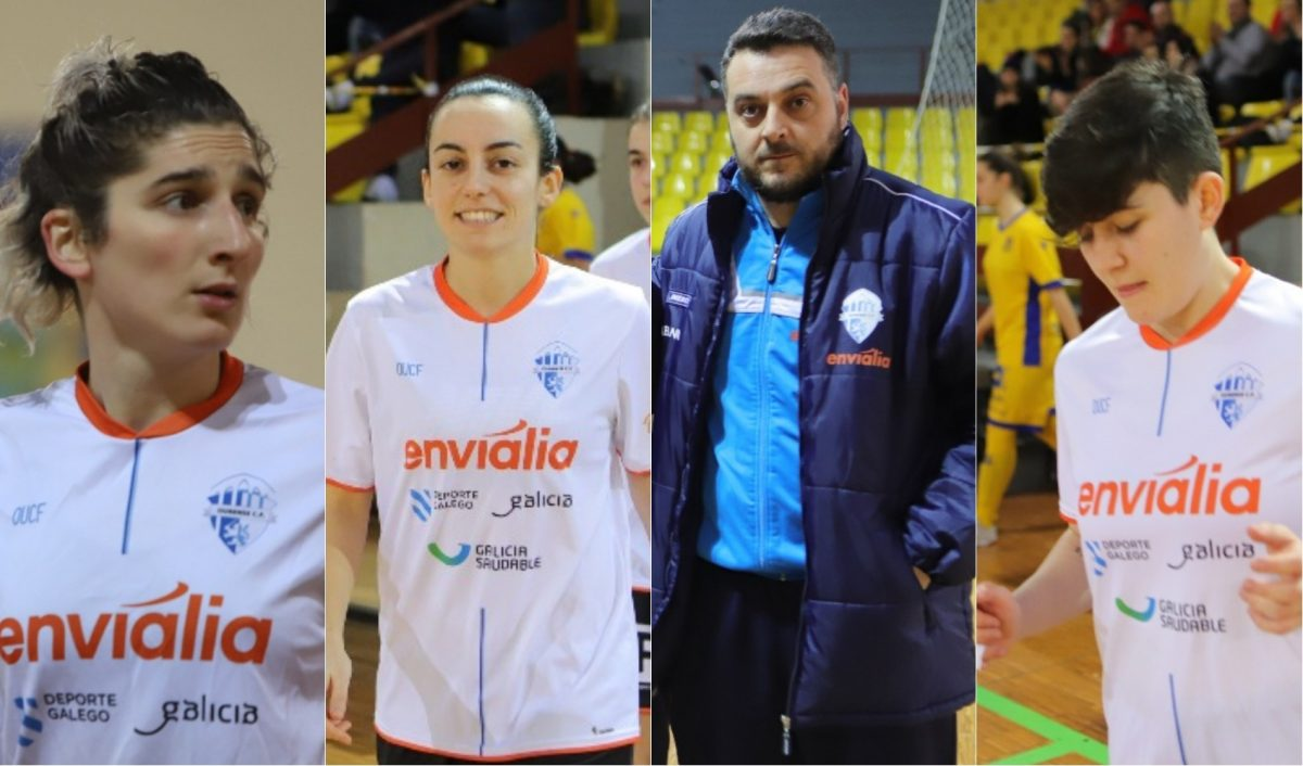 Ourense Envialia Bajas 2018