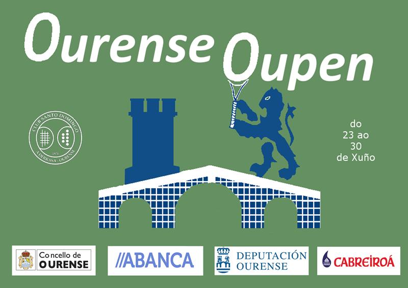 (Aplazado) Ourense Oupen 2018 Tenis