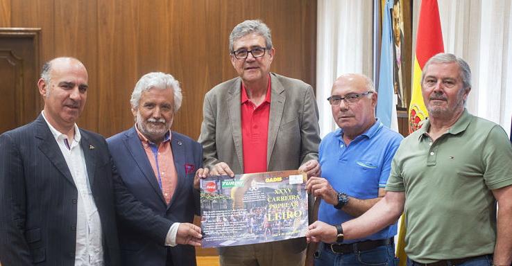 Presentacion Carrera Leiro 2018