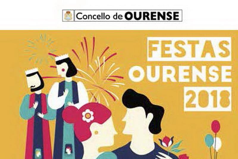 Programa Fiestas Ourense 2018