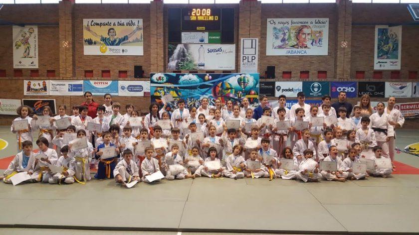 Randori Champagnat de Judo 2018