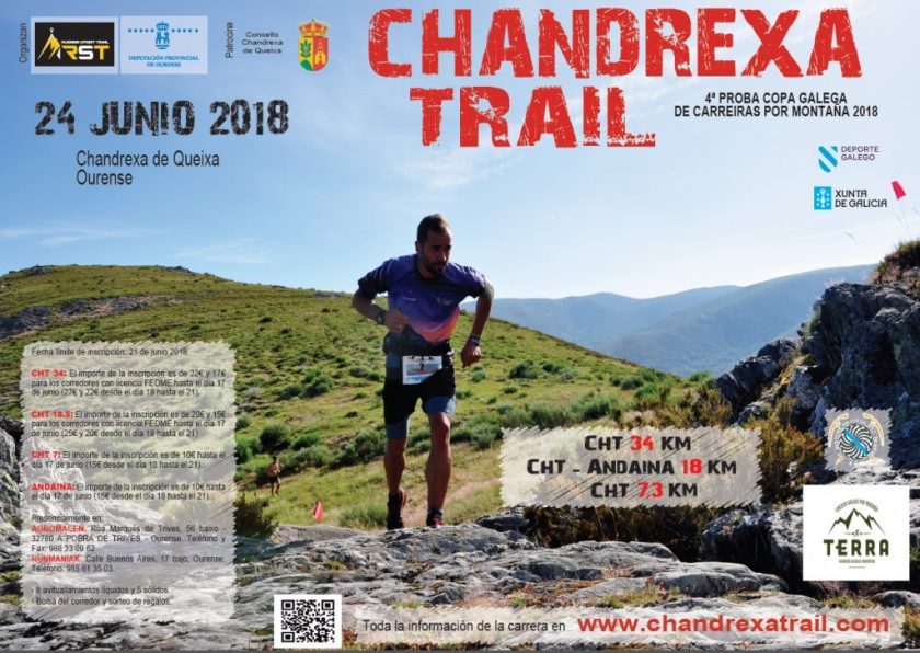 cartel chandrexa trail 2018