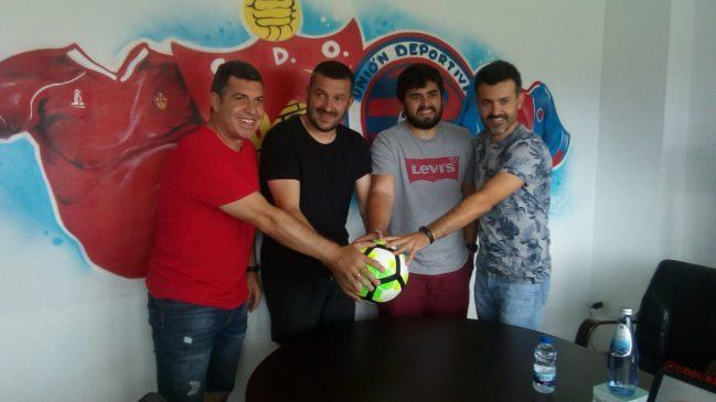 Iván Alonso novo Coordinador da Base da UD Ourense