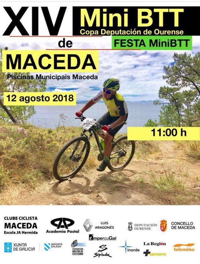 XIV Mini BTT de Maceda - Copa Deputación de Ourense @ Maceda