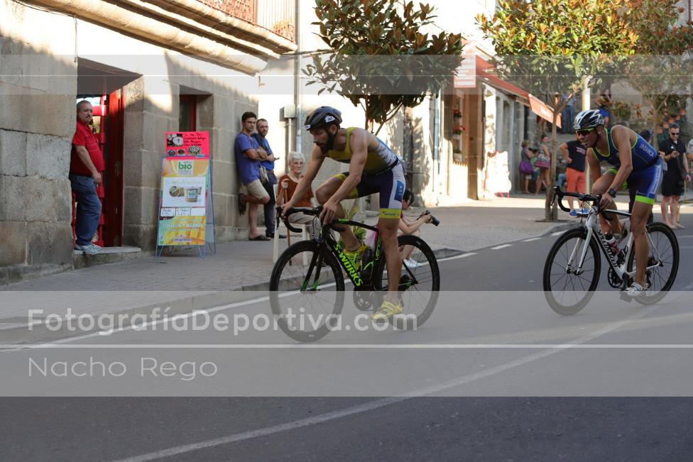 Triatlon de Allariz 2018 Foto Nacho Rego