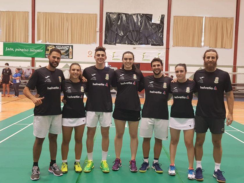 Badminton Athlos Miguel Barbado