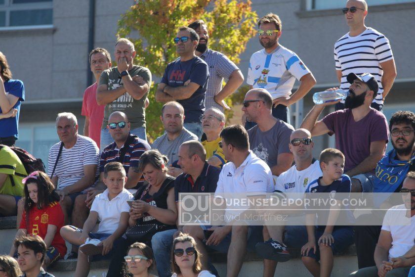 Campus Ourense Rugby Getxo Foto David Martinez