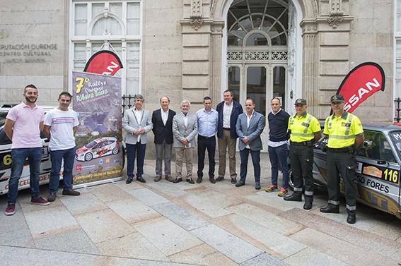 Rallye Ourense Ribeira Sacra
