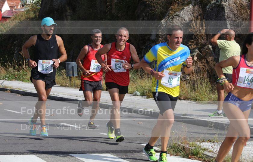 correndo por Ourense universidade 2018