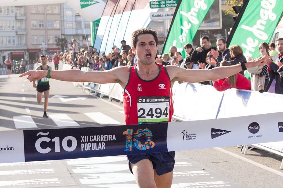 Alex Fernandez C10 2018 (Foto: Concello de A Coruña)
