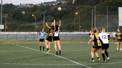 Auriense Copa Empoderadas fútbol gaélico