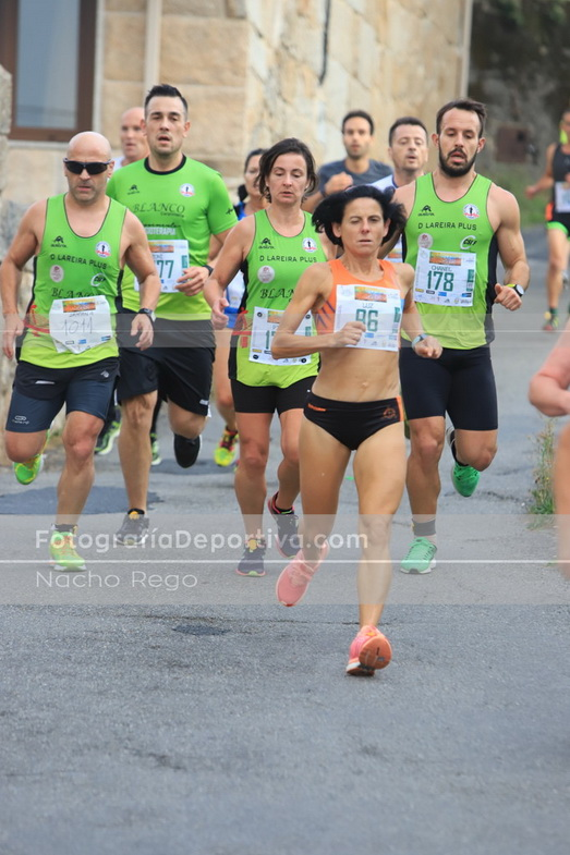 Carballeira Correndo Foto Nacho Rego