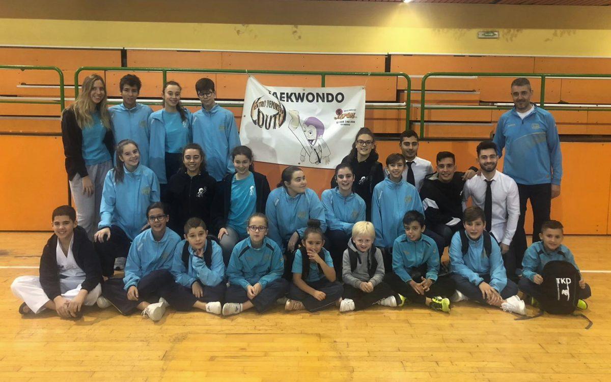 Centro depotivo couto taekwondo