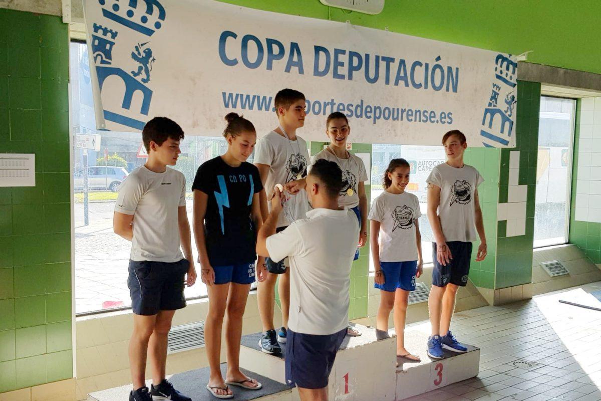 Club Natacion Pabellón copa diputacion