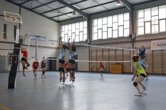 Los equipos de Dompa Gestión pagan con derrotas el inicio de temporada