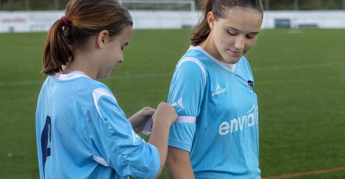 Escuela Futbol Femenino Rosalia