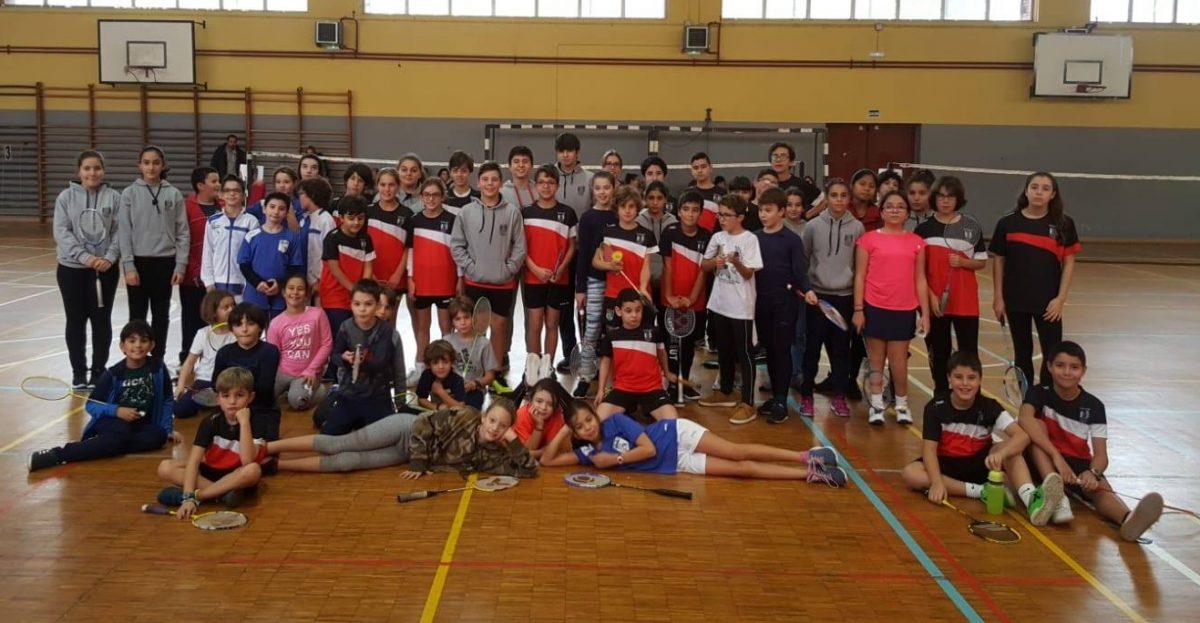 Badminton Xogade Ourense Athlos