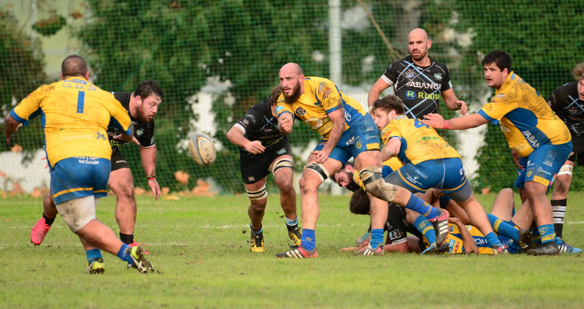 Campus Ourense Rugby Carlos Alonso Percy