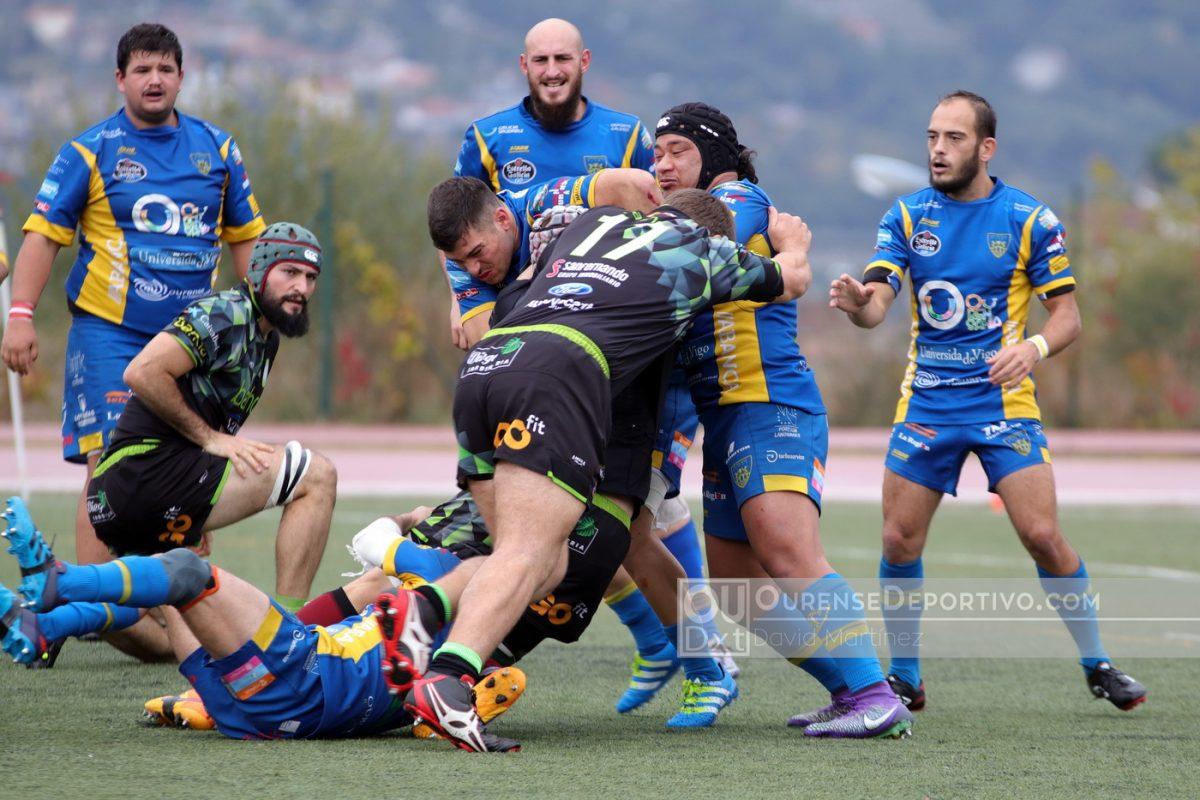 Campus Ourense Rugby Foto David Martinez