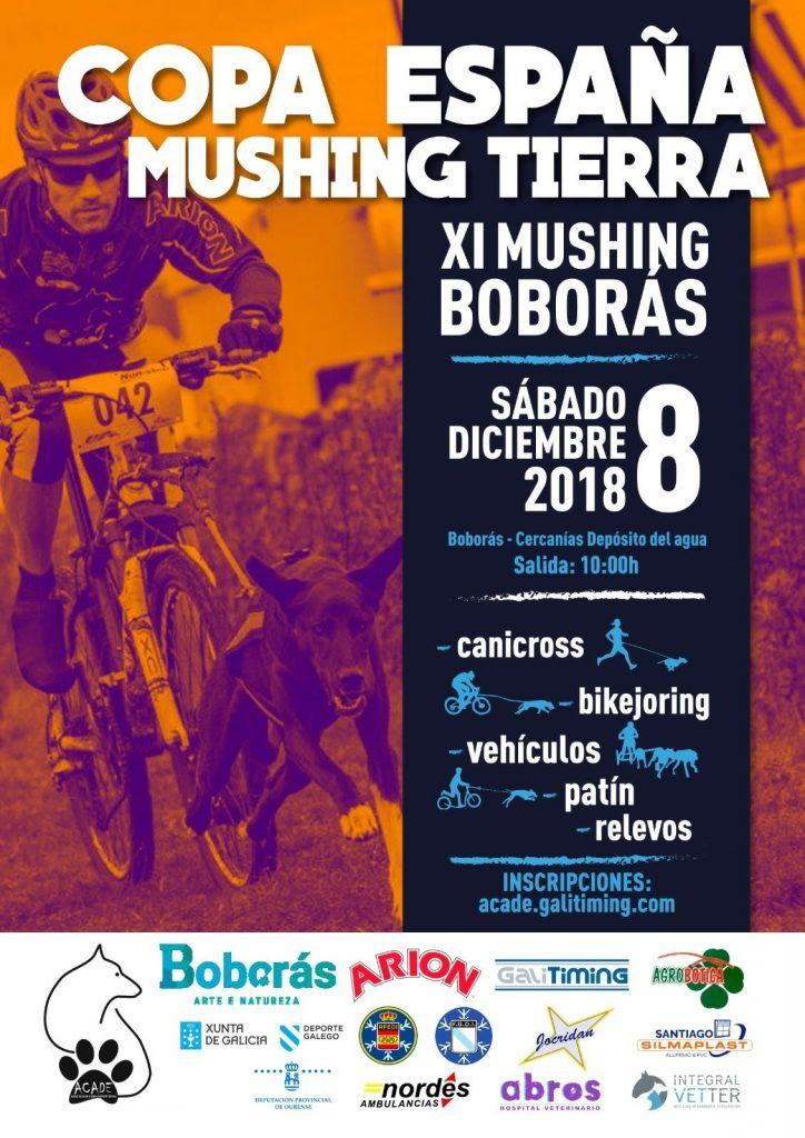 Mushing de Boborás – 2ª Proba da Copa de España de Mushing @ Boborás