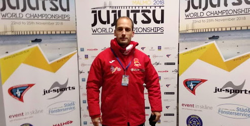 Felipe Iglesias Marbel Jiu Jitsu