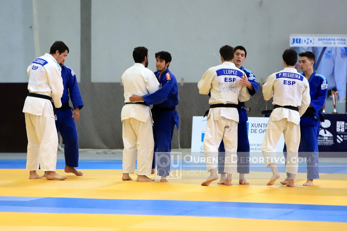 Judo Cidade de Ourense Foto Nacho Rego