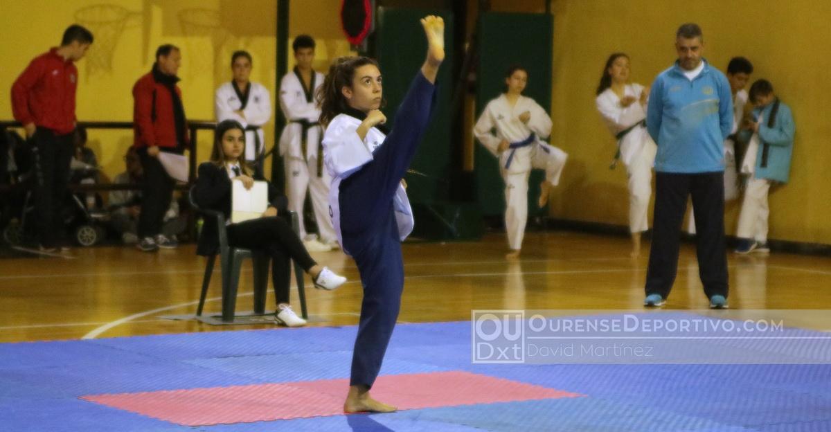 Maria Gonzalez Taekwondo Couto