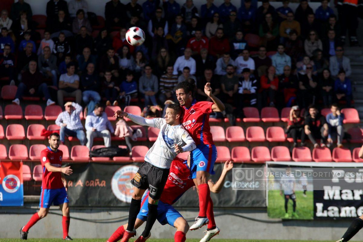 Ourense C.F. – U.D. Ourense Nacho Rego / David Martínez @ OurenseDeportivo