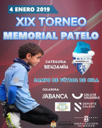 XIX Memorial Patelo Benxamín