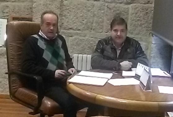 CARBALLIÑO alcalde regata