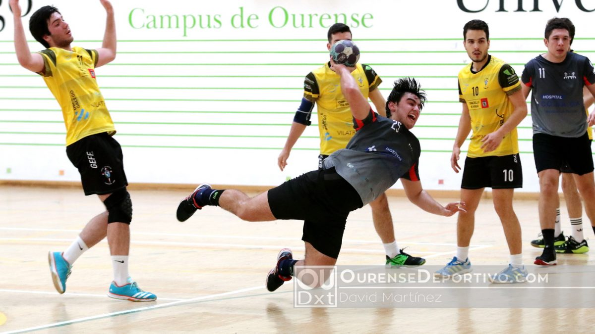 Campus Balonmano Foto David Martinez