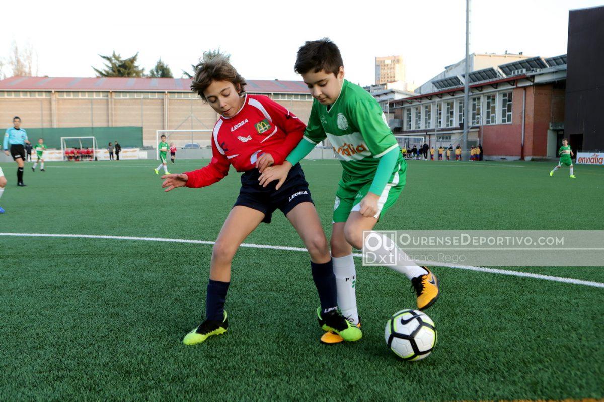 Futbol Benjamin Foto Nacho Rego