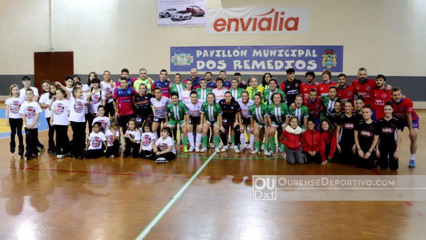 Futbol Solidario Foto Nacho Rego