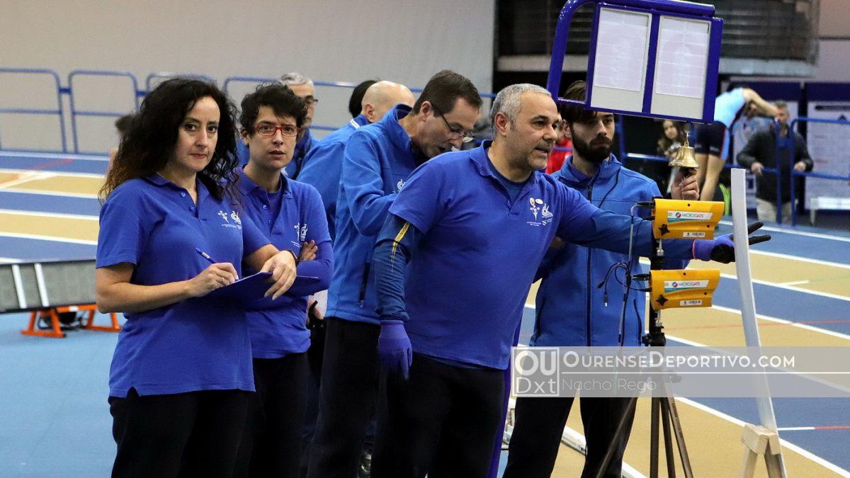 Jueces Atletismo Foto Nacho Rego