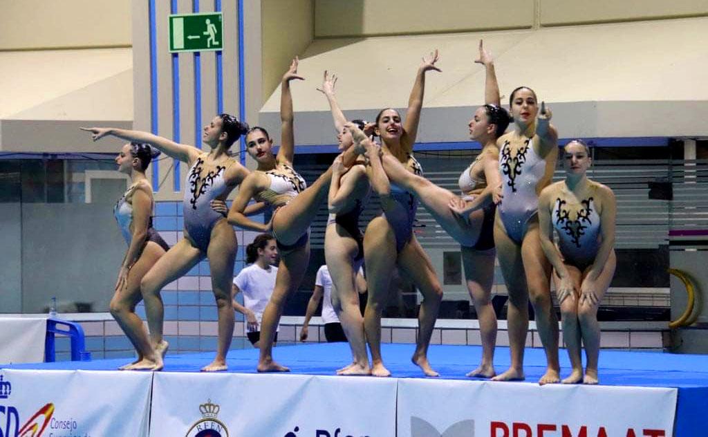 Sincro Ourense equipo junior
