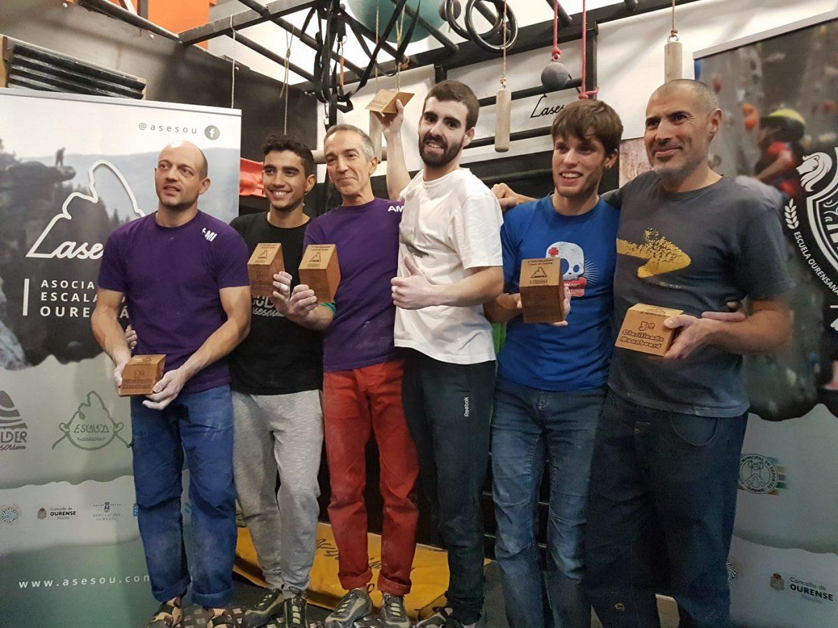 II Trofeo Moonboard Cidade de Ourense (2)