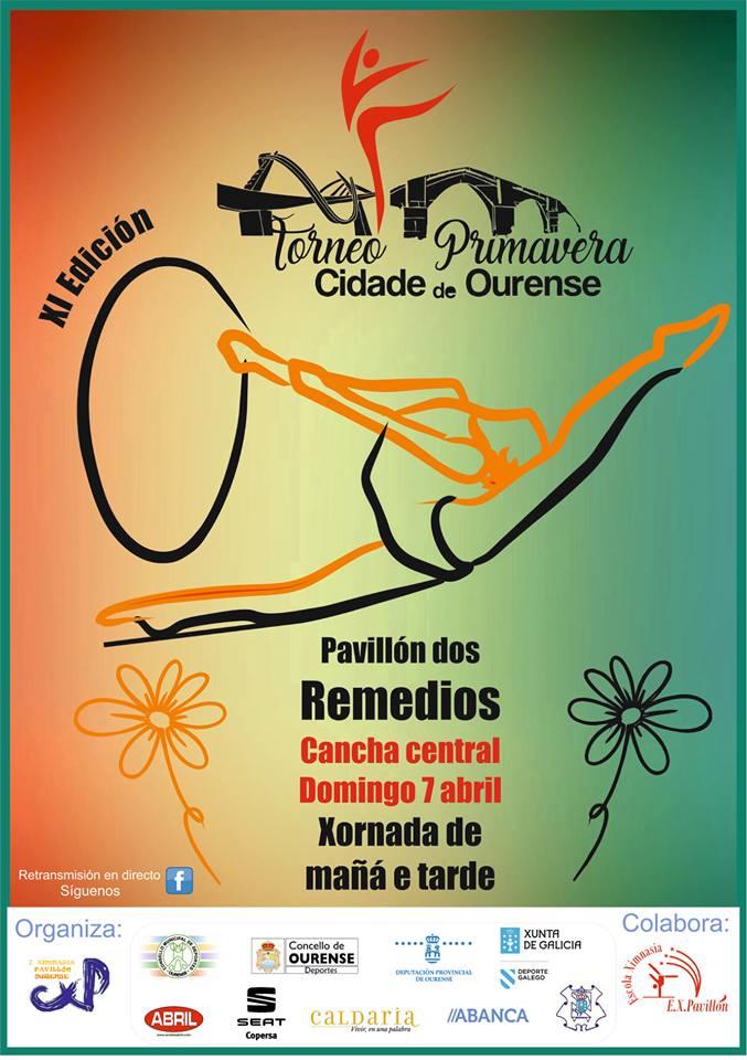 XI Torneo Primavera Cidade de Ourense @ Pabellón Os Remedios | Orense | Galicia | España