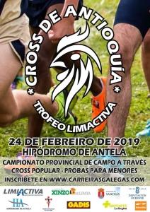 CROS ANTIOQUIA 2019 - CAMPIONATO PROV. CAMPO A TRAVÉS