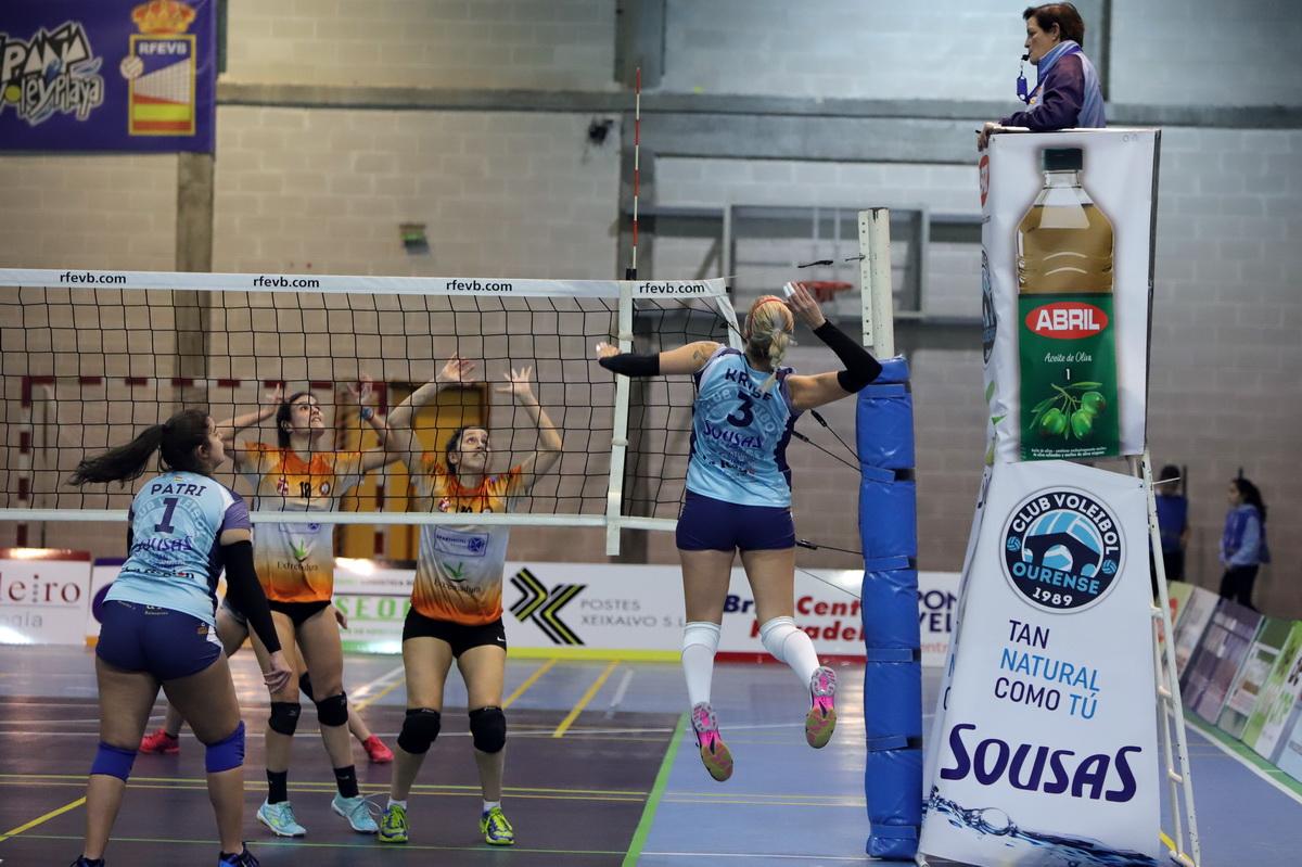 Aceites Abril Voleibol 3 Foto Nacho Rego